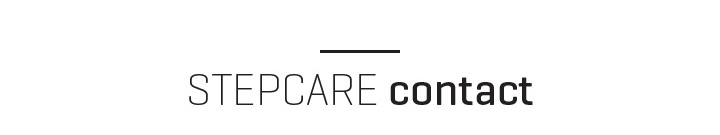 contact STEPCARE